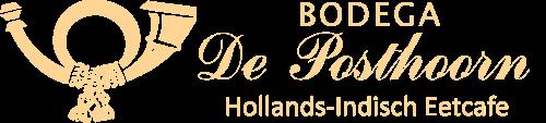 Bodega de Posthoorn logo